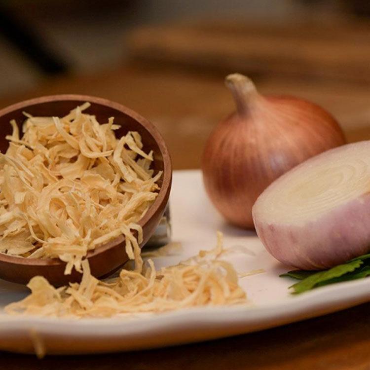 Dehydrated-Onion